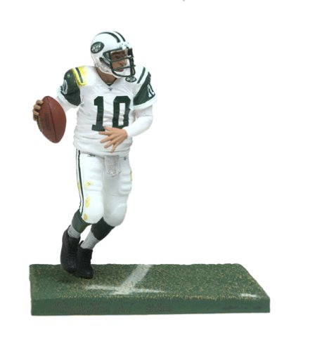 McFarlane Toys NFL Sports Picks Series 7 Action Figure Chad Pennington (New York Jets) White Jersey