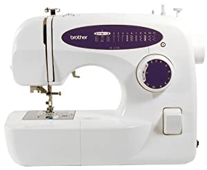 Brother XL2230 31-Stitch Function Free-Arm Sewing Machine with 11 Built-In Stitches