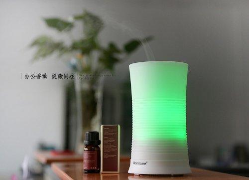 Fortech Led Ultrasonic Vaporizer For Bedroom Living Room/Office, 20098,150 Ml Capacity ,White