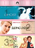 How To Lose A Guy In 10 Days/Sliding Doors/Ghost [DVD] [2003]