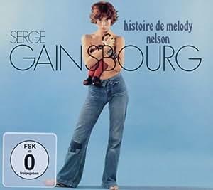 Histoire De Melody Nelson - Édition Limitée (2 CD + DVD)