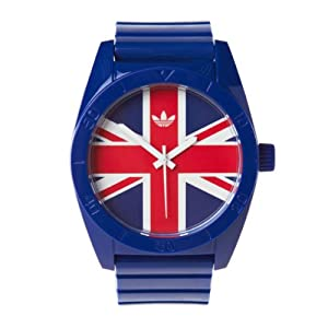 Buy Adidas Santiago Union Jack Unisex Watch - Blue ADH9036 by adidas