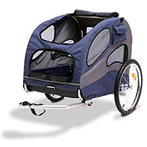 Solvit Pet Hound About Bicycle Trailer - Large by Solvit