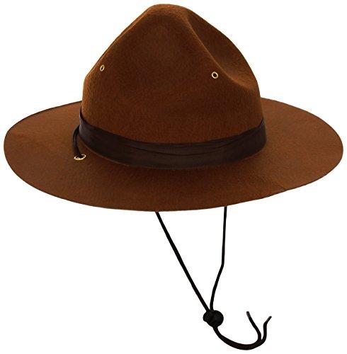 Smiffy's Men's Sheriff Hat - 1