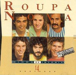 Roupa Nova - Minha Historia - Amazon.com Music