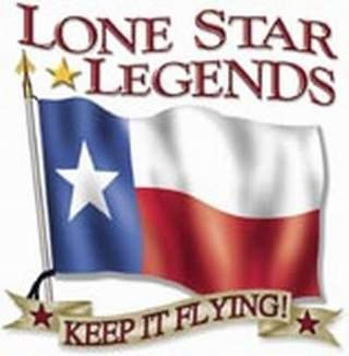 Buy Lone Star Legends t-shirt