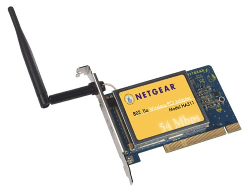 Netgear Wireless Pci Adapter