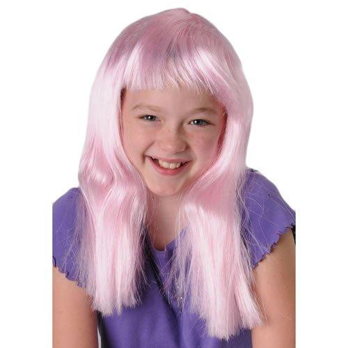 Neon Wig/Pink - 1