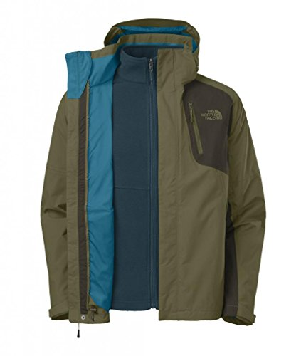 The North Face MENS ATLAS TRICLIMATE JACKET C840<br />