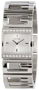 Guess Damen-Armbanduhr Analog Edelstahl W90064L1