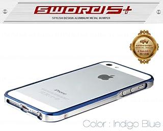 【LJY+ULS】SWORD 5+(ソード5+)アルミ製メタルバンパー/カラー:インディゴブルー