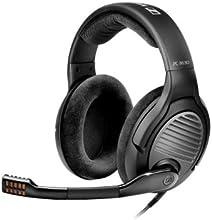 Comprar Sennheiser PC 363D - Auriculares de diadema abiertos USB, 7.1 Surround Sound, control remoto y Jack 3.5, negro