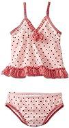 ABSORBA Baby-Girls Infant Red Dot Swi…