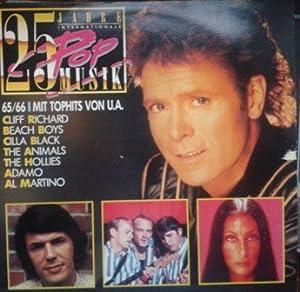 1965 1966 Cliff Richard Vic Dana Cilla Black Peter