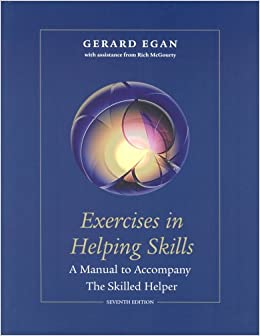 key concepts of gerard egan s skilled helper model After studying the model in chapter two, my three underlying assumptions that egan states to make the model work is: (i) that a helper does not necessarily need to have a background in the field of psychology nor experience (ii) helpers know how to place themselves in the speaker's place by utilizing good empathy and active listening skills .