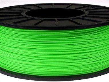 Neon Green 1.75mm 1kg PLA Filament for 3D Printers