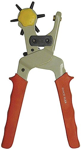 SE Leather Hole Punch Tool, Heavy Duty 2.0mm - 4.5mm