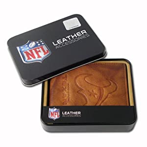 Rico Houston Texans Team Embossed Billfold by Rico