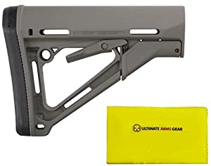 Magpul Industries MAG 311 CTR Commercial Com - Spec Foliage Green Buttstock Stock... by MAGPUL
