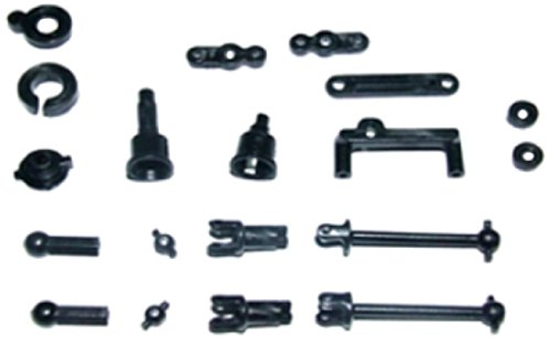 Redcat Racing Drive Shaft Assembly, Differential Outdrive and Servo Saver Assembly for Sumo RC