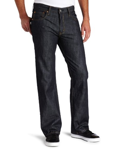 Levi's Men's 569 Loose Straight Leg Jean, Ice Cap, 40x30
