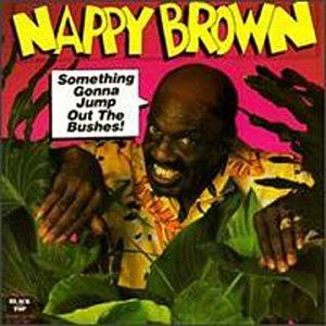Nappy Brown - Something Gonna Jump - Zortam Music