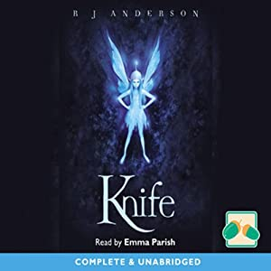 Knife | [R. J. Anderson]