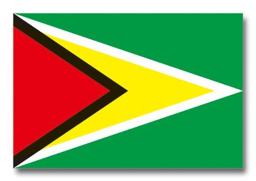 世界の国旗ポストカードシリーズ <アメリカ> ガイアナ共和国 Flags of the world POST CARD <America> Republic of Guyana