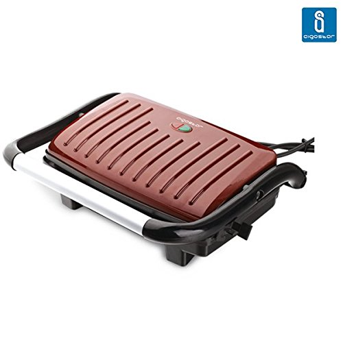 aigostar panini maker grill 1000 watt kontaktgrill. Black Bedroom Furniture Sets. Home Design Ideas