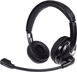 iBall Upbeat D3 USB With Mic Wired Headset