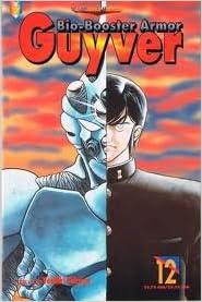 "Bio-Booster Armor Guyver 12 ""Desperate"""