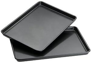 WearEver Commercial Bakeware-Medium Cookie Sheet-2 Pack