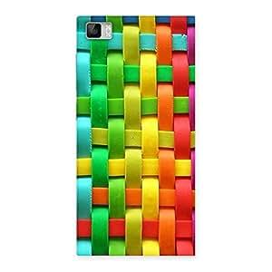 Ajay Enterprises Wow world of colour Back Case Cover for Xiaomi Mi3