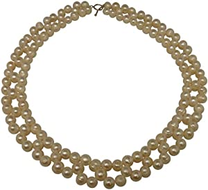 Fresh Water Pearl Designer Necklace