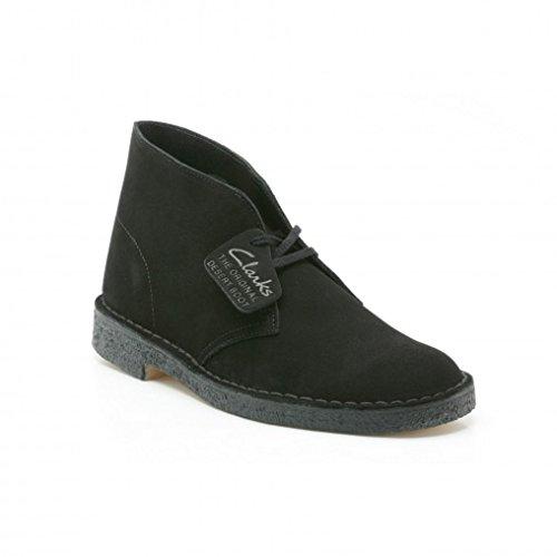clarks-original-desert-boot-black-mens-shoes-size-8-uk