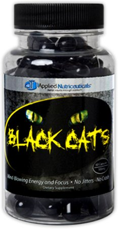 Applied Nutriceuticals Black Cats -- 500 mg - 60 Capsules