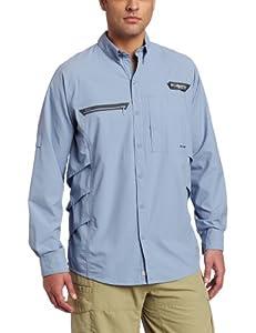 Columbia Mens Airgill Chill Zero Long Sleeve Shirt (Omni-Freeze ZERO) by Columbia