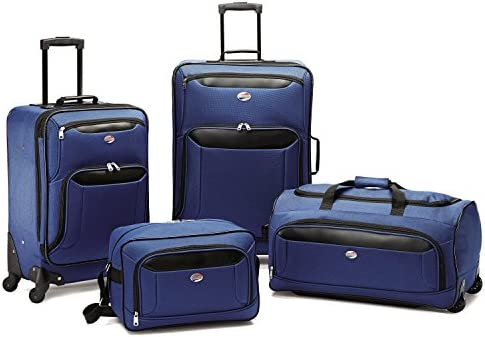 American Tourister Brookfield 4-Pc Luggage Set