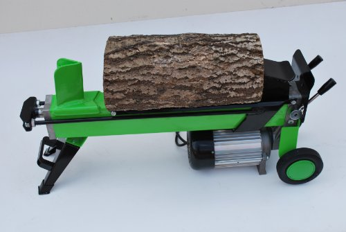 ALEKO® 4-Ton Electric Log Splitter Wood Splitter Logsplitter