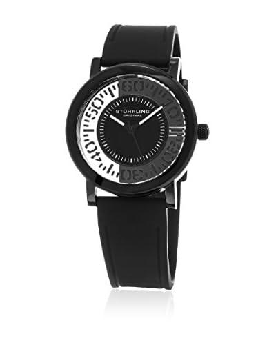 Stuhrling Original Reloj de cuarzo 830.03 Negro 42 mm