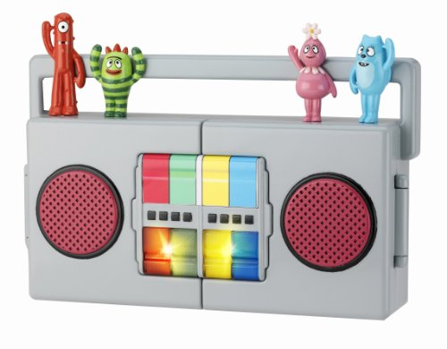Yo Gabba Gabba Musical Boombox by Blue Box