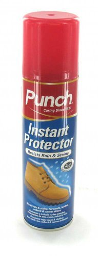 Punch Shoe Care Mens Footwear Protector Spray by Spotless Punch
