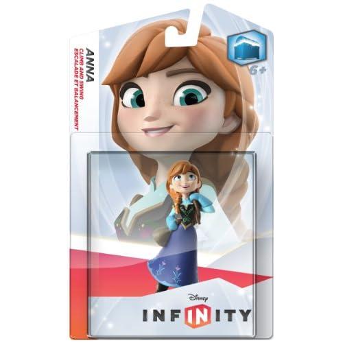 Disney Infinity Fig-Anna