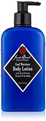 Jack Black Cool Moisture Body Lotion, 16 fl. Oz.
