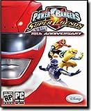 Power Rangers Super Legends 15th Anniversary