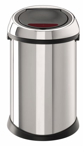 brabantia poubelle brabantia sensor bin 50l ameublement d coration blog. Black Bedroom Furniture Sets. Home Design Ideas