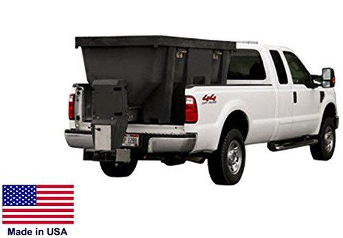 Spreader Commercial - Salt & Sand Truck Bed Mounted - Auger Feed - 2.2 Cy Cap (Truck Mounted Salt Spreader compare prices)