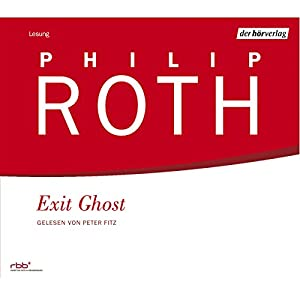 Exit Ghost Hörbuch