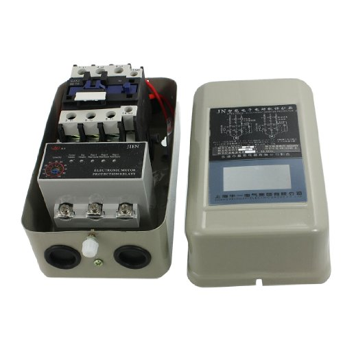 5-65A Thermal Relay No Ac Contactor Intellignet Motor Protector 24V 11Kw