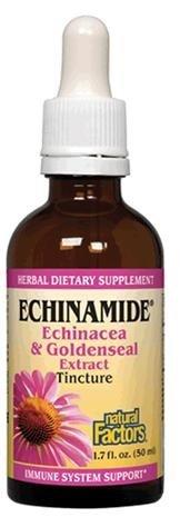 Natural Factors Echinamide Echinacea/Goldenseal